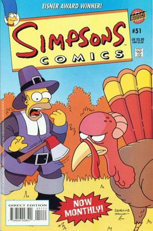 thanksgivingsimpsons