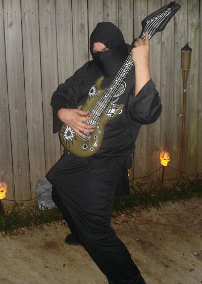 GuitarNinja