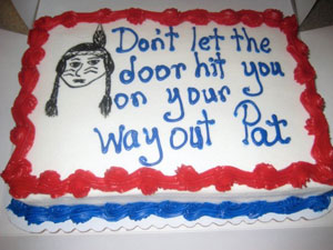 Farewell Cake Funny Cake Ideas and Designs