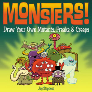 monster book of monsters instructions