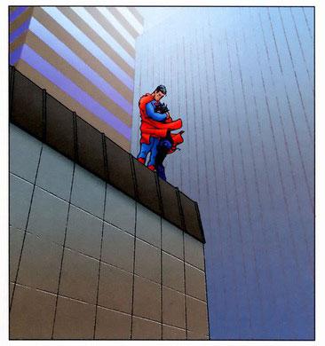 Compassion-Superman