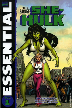 Essential-She-Hulk