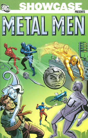 Showcase-MetalMen