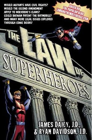 LawofSuperheroes