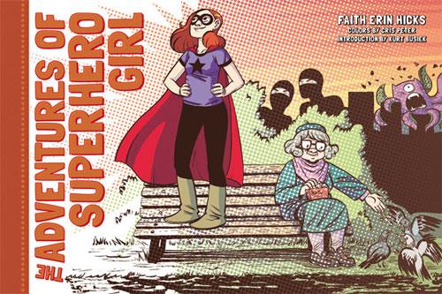 SuperheroGirl-DarkHorse