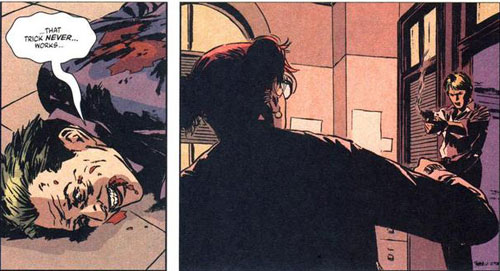 FNF-GothamCentral5