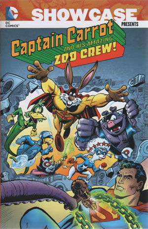 Showcase-CaptainCarrot