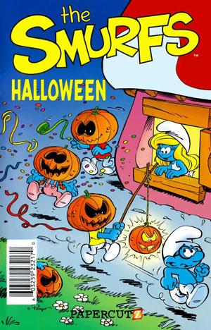 Smurfs-Halloween