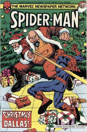 Spider-Man-Dallas