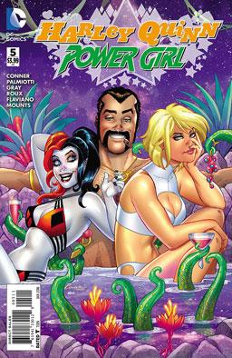 HarleyQuinn-PowerGirl5