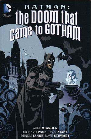 Batman-DoomGotham